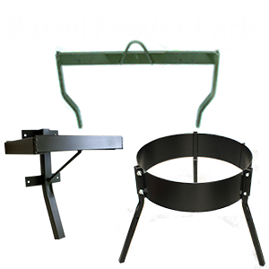 Barrel Feeder Parts