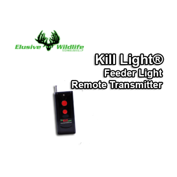 Kill Light® Feeder Light Remote Transmitter