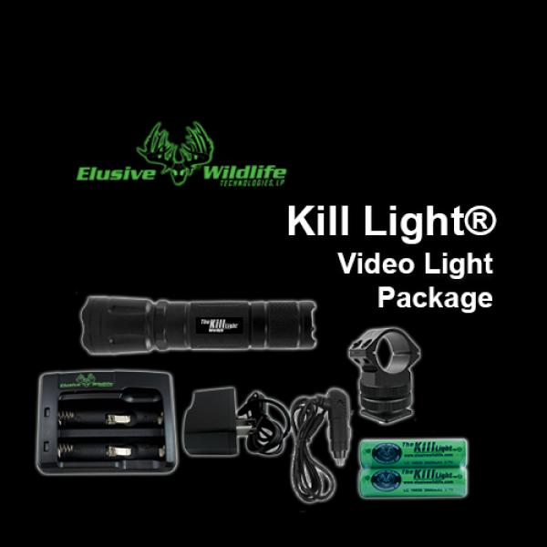 Kill Light 174 Video Light Package Flashlights Lights