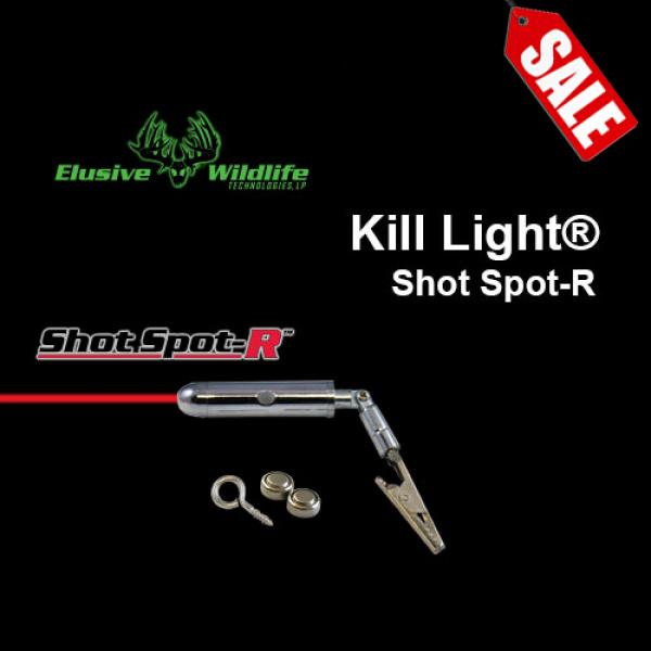 Kill light blood track r kill light shot spot r aloadofball Image collections