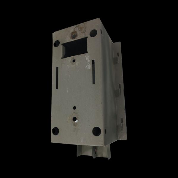 Used Cuddeback 174 Cuddesafe 174 Heavy Duty Metal Camera Safe