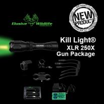 Kill Light® XLR 250X Gun Package