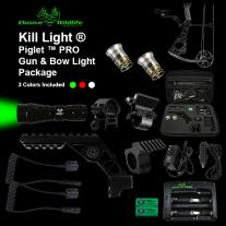 Piglet™ PRO Gun & Bow Combo Pack