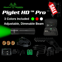 Piglet HD PRO Bow Kit