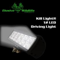 Kill Light® Driving Lights, 12 LED - 36 Watt