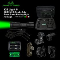 Kill Light® XLR 250HD Zoom Focus Hunting Light Package