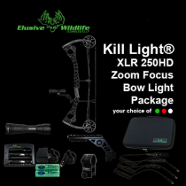 Kill Light® XLR 250HD Bow Light Package