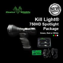 Kill Light® 750HD Spotlight Package