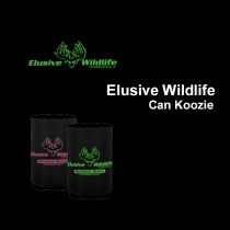 Elusive Wildlife Can Koozie