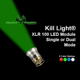 Kill Light® XLR 100 LED Module, Single or Dual Mode