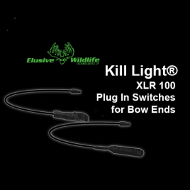 Kill Light® XLR 100 Plug In Switches for Bow Ends