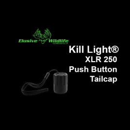 Kill Light® XLR 250 Tailcap