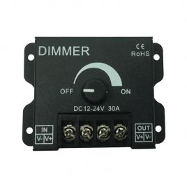 12 Volt 30 Amp Rheostat Light Bar Dimmer
