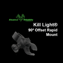 Kill Light 90º Offset Rapid Mount