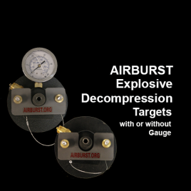 AIRBURST Explosive Decompression Target