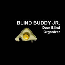 Blind Buddy Jr. Deer Blind Organizer