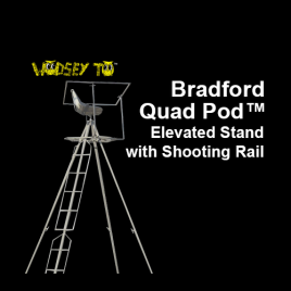 Bradford Quad Pod™ with ShootingRail