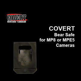 COVERT™ Bear Safe for MP8 or MPE5 Series