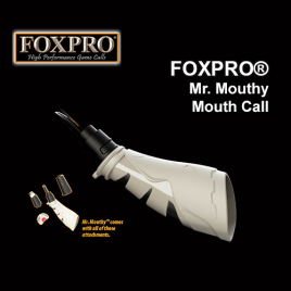 FOXPRO® Mr. Mouthy Mouth Call