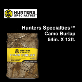 Hunters Specialties™ Camo Burlap, 54in. X 12ft.