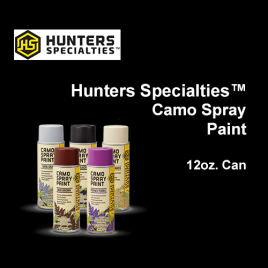 Hunters Specialties™ Camo Spray Paint