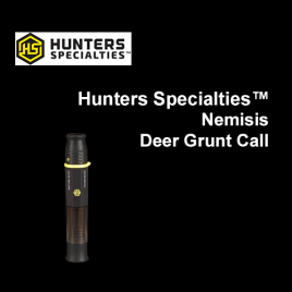 Hunters Specialties™ Nemisis Deer Grunt Call