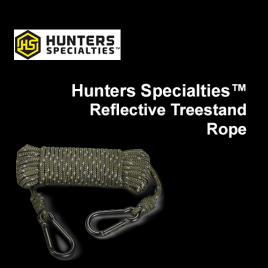 Hunters Specialties™ Reflective Treestand Rope