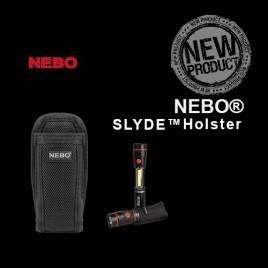 NEBO® SLYDE™ Flashlight Holster