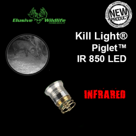 Piglet™ Triple Mode LED Module - IR 850/Infrared