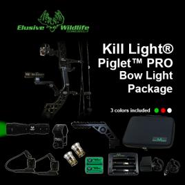 Piglet™ PRO Bow Kit