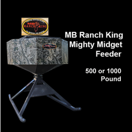 MB Ranch King Mighty Midget Feeder