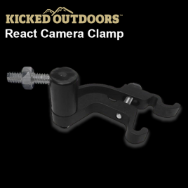 React Camera Clamp - T-Post Camera Mount