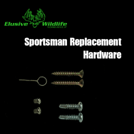 Kill Light® Sportsman Feeder Light Replacement Hardware