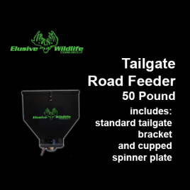 Tailgate Feeder 50 Pound