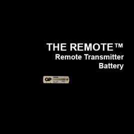 THE REMOTE™ Transmitter Battery