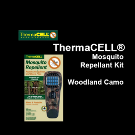 ThermaCELL® Mosquito Repellant Kit - Woodland Camo
