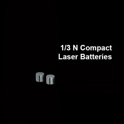 1/3 N Laser Batteries