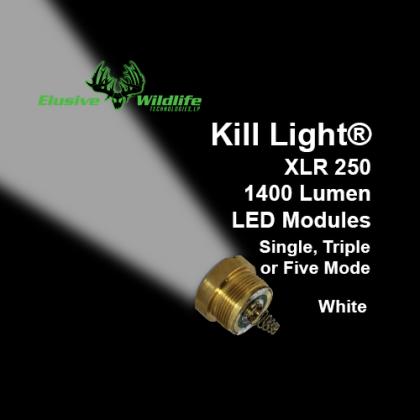 Kill Light® XLR 250, 1400 LED Module