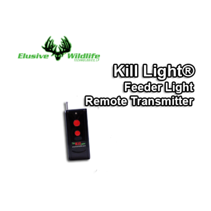 Kill Light® Feeder Light Remote Transmitter