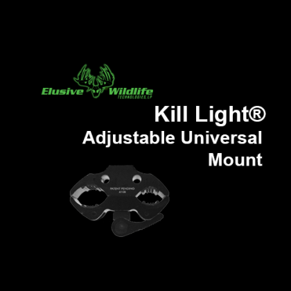 Kill Light® Adjustable Universal Mount