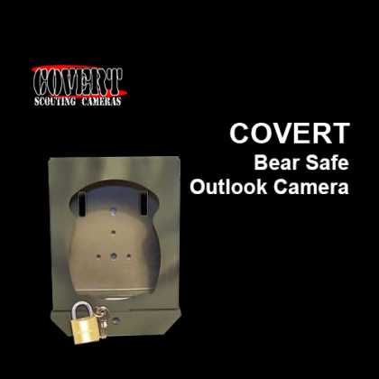 COVERT™ Bear Safe for Outlook Panoramic Camera
