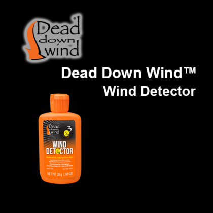 Dead Down Wind™- Wind Detector