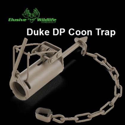 Duke Dog-Proof Coon Trap