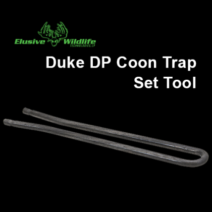 Duke Dog-Proof Coon Trap Set Tool
