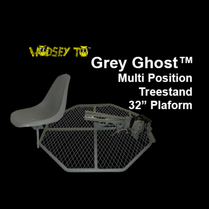 Grey Ghost™ Multi Position Treestand, 32 inch Platform