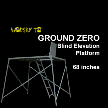 Ground Zero™ Blind Elevation Platform, 68 inch