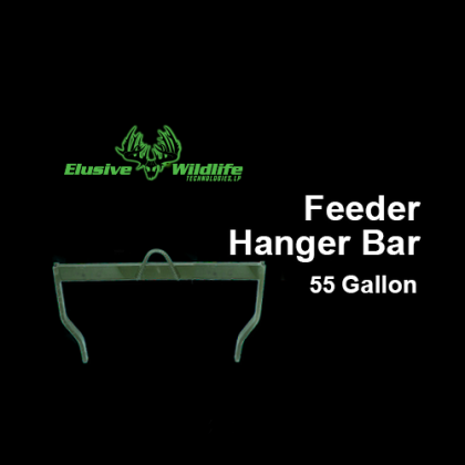 55 Gallon Feeder Hanger Bar