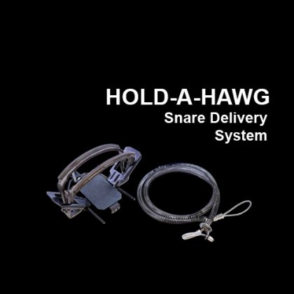 HOLD-A-HAWG Snare Delivery System