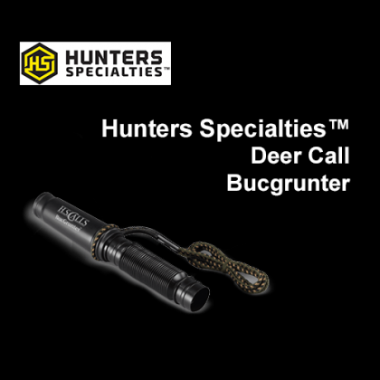 Hunters Specialties™ Deer Call Bucgrunter