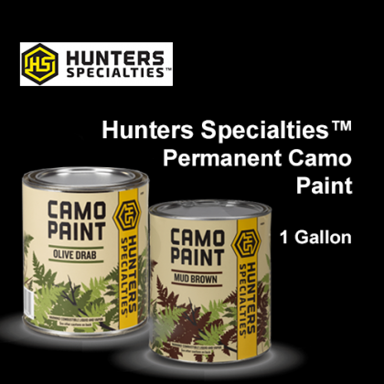 Hunters Specialties™ Camo Paint Gallon
